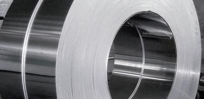 Титановая фольга ВТ1-0, толщина 0,2 мм, ширина 150 мм