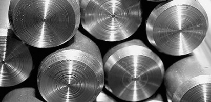 Нержавеющий калиброванный пруток AISI 316Ti диаметр 35 мм, длина 4200 мм