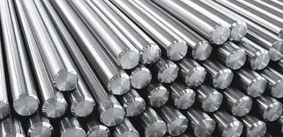 Титановый пруток ПТ-3В 455, диаметр 90 мм