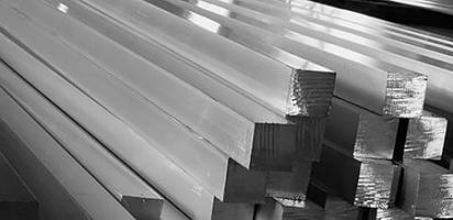 Квадрат калиброванный из нержавеющей стали AISI 304 размер 15 мм