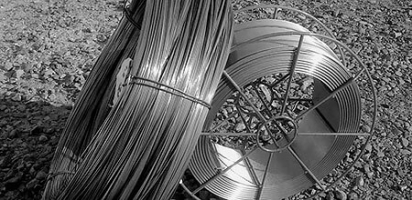 Проволока сварочная из нержавеющей стали AISI 304 диаметр 1,5 мм