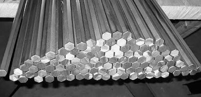 Шестигранник калиброванный из нержавеющей стали AISI 420 размер 14 мм
