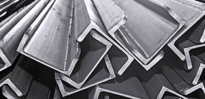 Алюминиевый швеллер АД31Т1 15х20х15 мм, толщина 2 мм